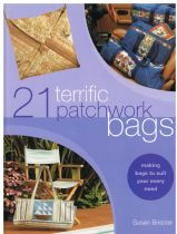 21 Terrific Patchwork Bags Susan Briscoe